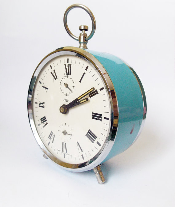 things friday u2013 vintage alarm clocks