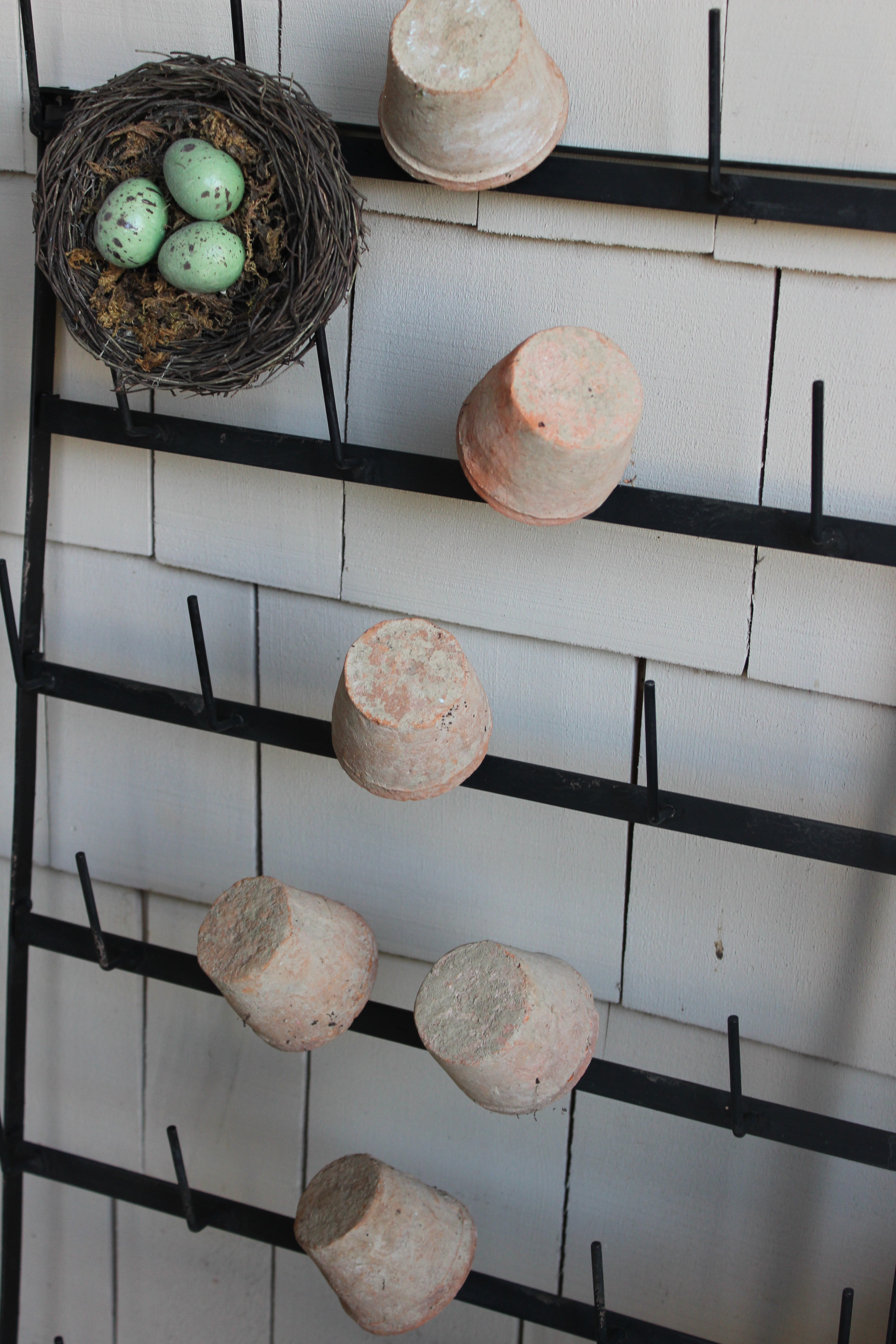 Decor steals design ingenuity event wall mounted drying rack for Decor steals