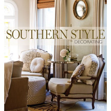 Southern style decorating book for Southern home decor